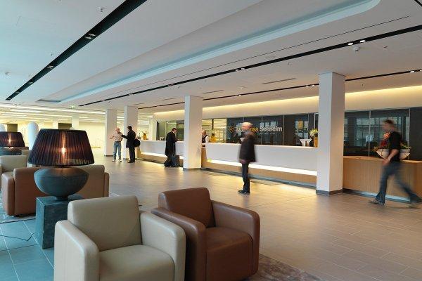 Lufthansa Seeheim - More than a Conference Hotel - фото 10