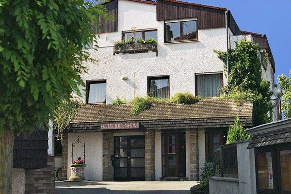Hotel Jugenheim - фото 21