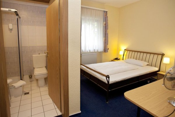 Hotel Jugenheim - фото 6