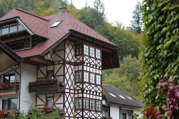 Hotel Hirsch - фото 14