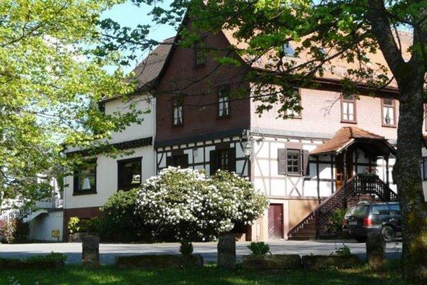 Waldgasthof Reussenkreuz - фото 19