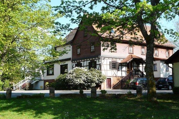 Waldgasthof Reussenkreuz - фото 20