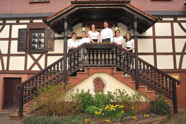 Waldgasthof Reussenkreuz - фото 23