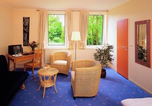 GreenLine Hotel Hof Idingen, Бад-Фаллингбостель