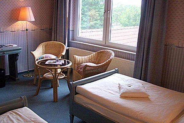 Hotel Weserblick - фото 39