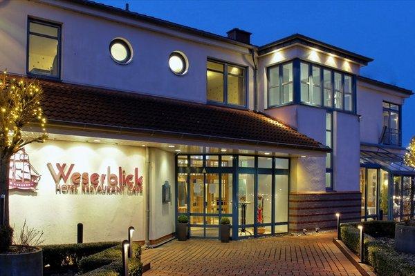 Hotel Weserblick - фото 10