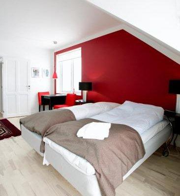 Holberggaard Apartments - фото 20