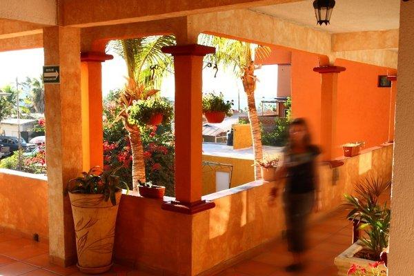 Hotel Posada Luna Sol - фото 14