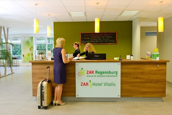 Zar-Hotel Vitalis - фото 14