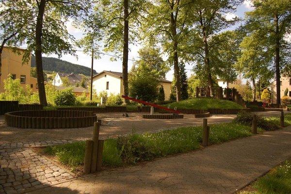 "Landgasthof ""Am Park"" - фото 16"