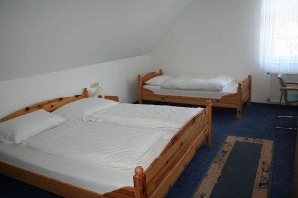 Отель «Gruner Hirsch», Louisenruh