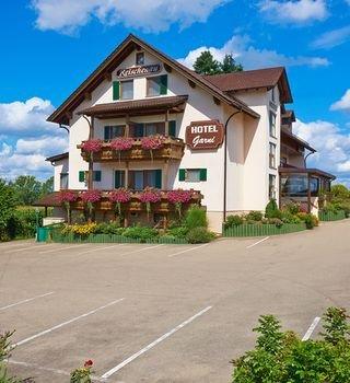 Hotel Reischenau Garni - фото 13