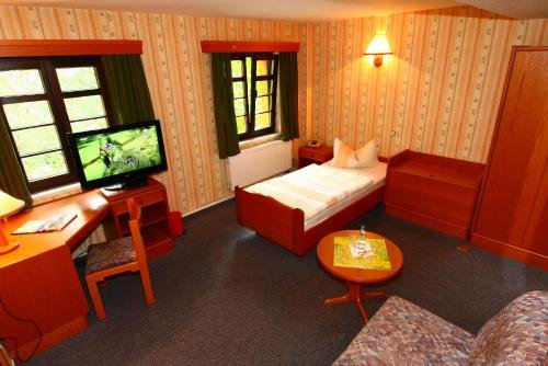 Hotel Wenzels Hof - фото 2
