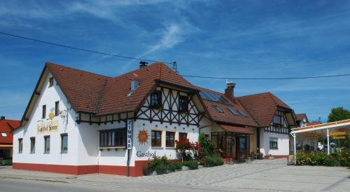Гостиница «Sonne Gasthof», Бургау