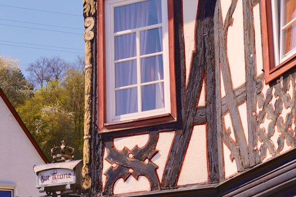 Hotel und Weinhaus zur Krone - фото 23