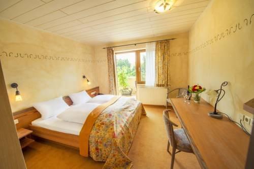 Гостиница «Schwarz Landgasthof», Виндсбах