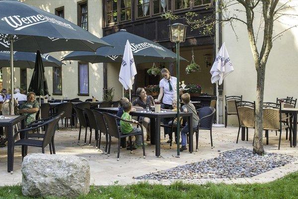 Hotel Zum Herrenhaus - фото 11