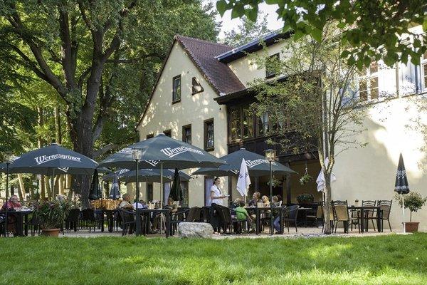 Hotel Zum Herrenhaus - фото 9