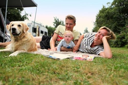 Ajstrup Beach Camping & Cottages - фото 23