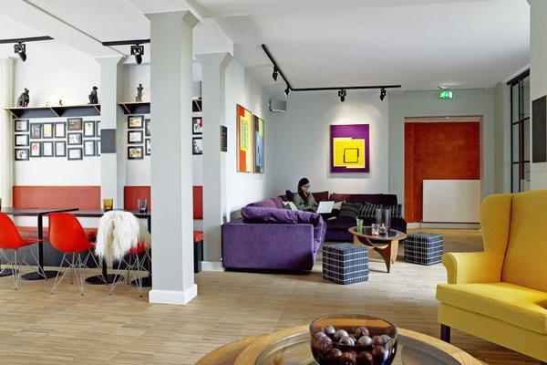 Ibsens Hotel - фото 10