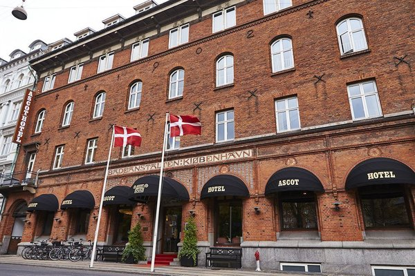Ascot Hotel - фото 21
