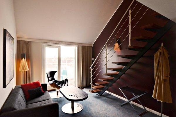 Отель Scandic Front - фото 16