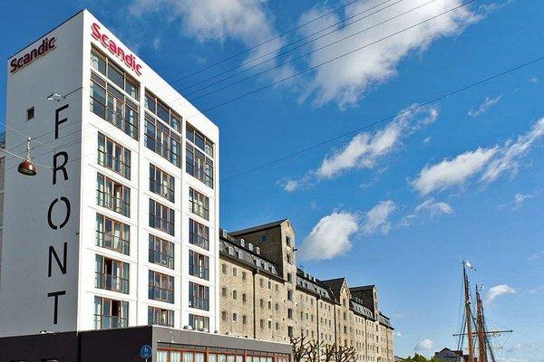 Отель Scandic Front - фото 22