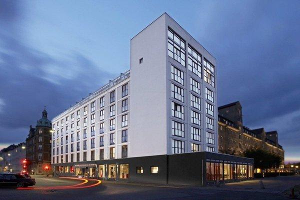 Отель Scandic Front - фото 23