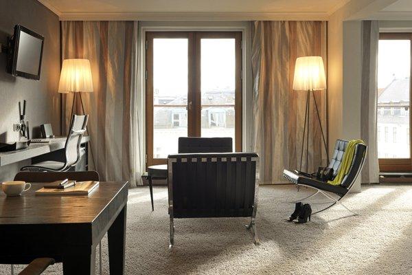 Отель Scandic Front - фото 5
