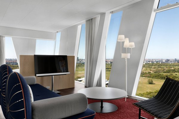 AC Hotel Bella Sky Copenhagen - фото 4