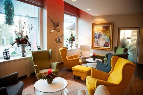 Hellerup Parkhotel - фото 8