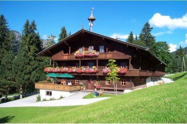 Bauernhof Gasteighof - фото 20