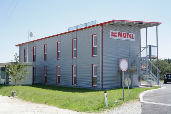 FairSleep Avia Motel Gmund - фото 23