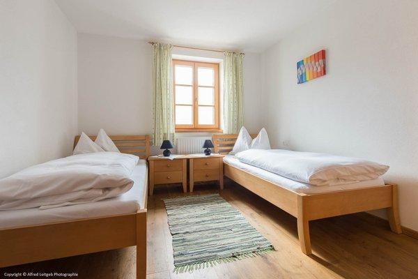 Отель «Bauernhof Wesl - Ferienwohnungen», Nussdorf am Attersee