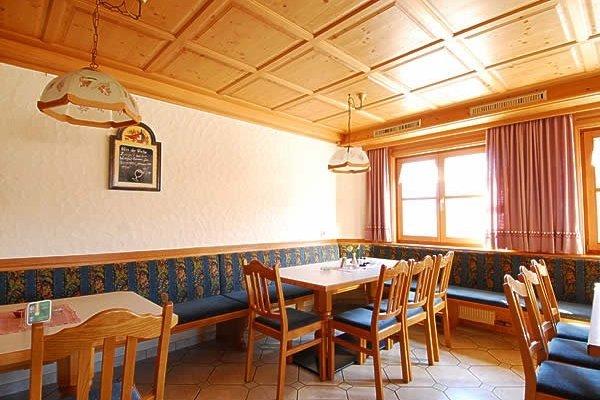 Отель «Kreuz Gasthof», Blons