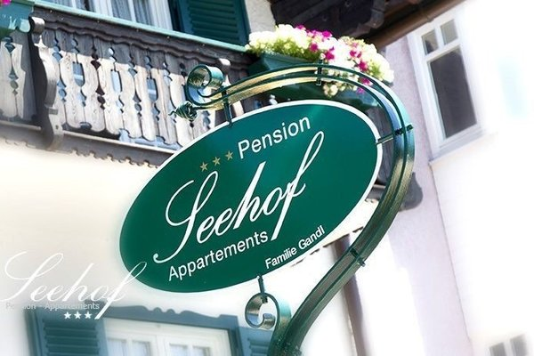 Pension Seehof Appartements - фото 10