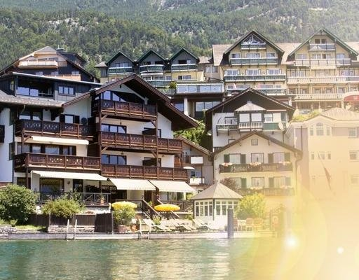 Pension Seehof Appartements - фото 12