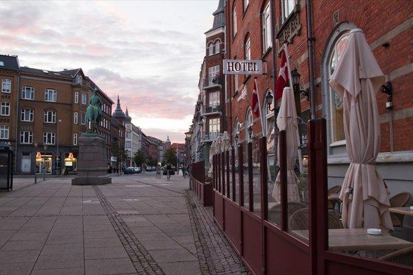 Park Hotel Aalborg - фото 21