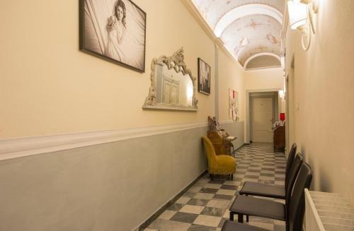 B&B Pantaneto - Palazzo Bulgarini - фото 14