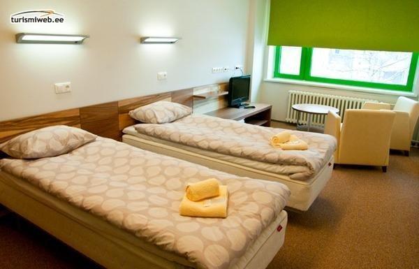 Tartu Kutsehariduskeskuse Hotell - фото 4