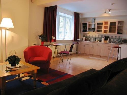 Wilde Guest Apartments Ulikooli 6 - фото 13
