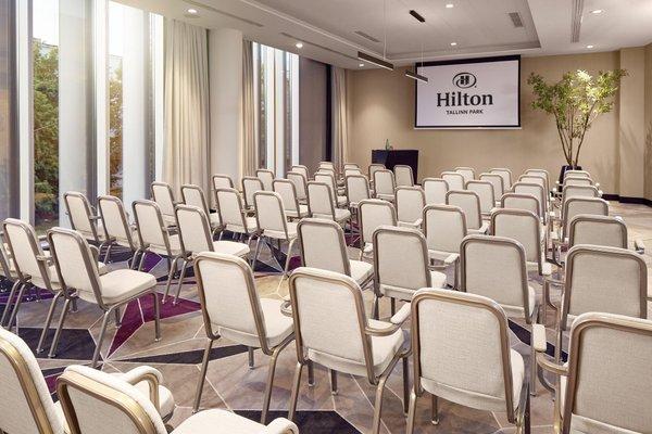 Hilton Tallinn Park - фото 16