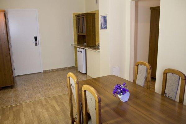 Отель Джингель - фото 11