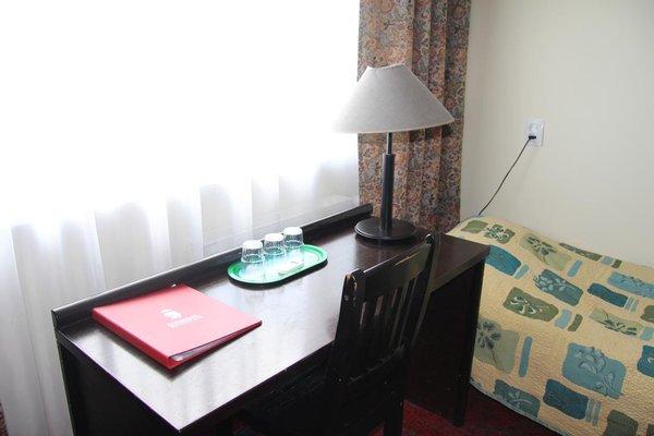 Отель Джингель - фото 3
