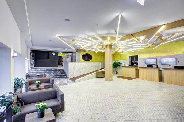 Отель Джингель - фото 5