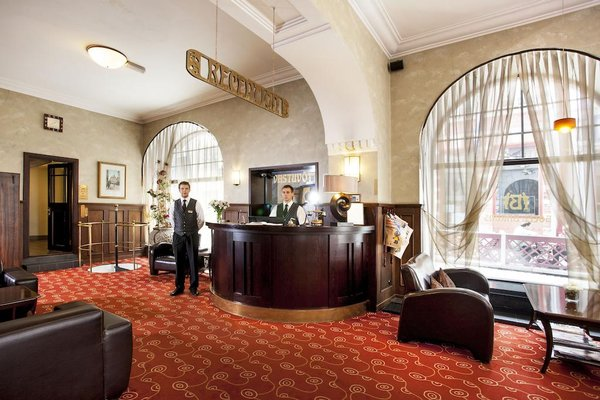 Barons Boutique Hotel Tallinn - фото 15