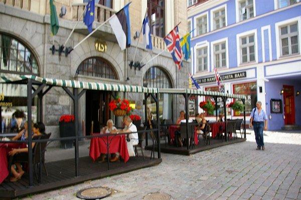 Barons Boutique Hotel Tallinn - фото 20