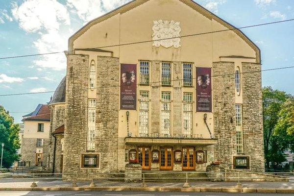 Barons Boutique Hotel Tallinn - фото 23