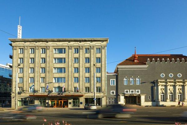 Отель Palace - фото 22