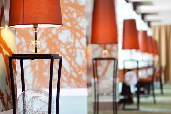 Отель Nordic Forum - фото 10